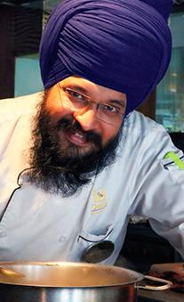 Della Chef - Harprit Singh